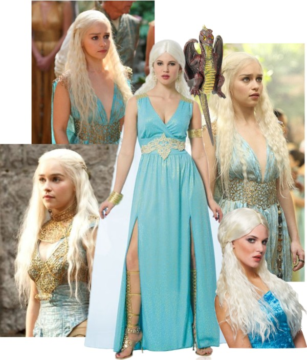 Easy Game of Thrones Cosplay Ideas