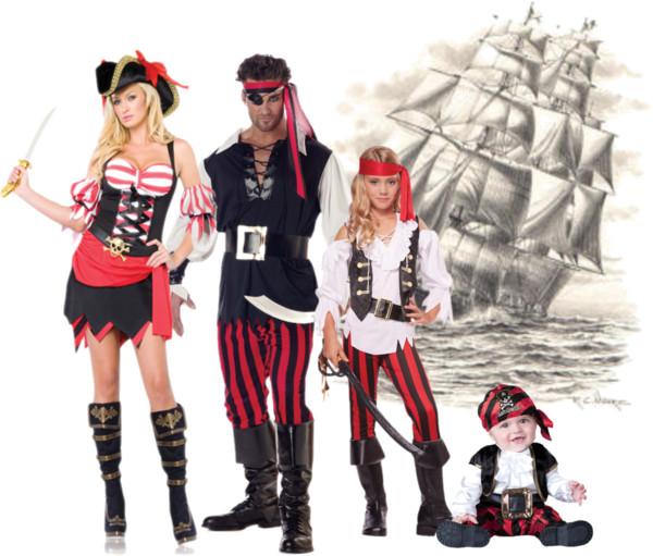 Pirate Costume Ideas 2