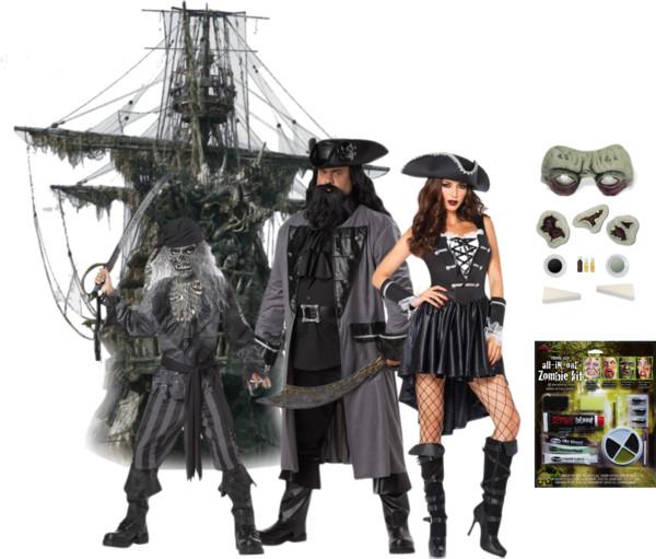 Pirate Costume Ideas 3