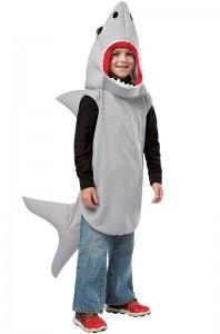 Sand Shark Child Costume (Size 4-6)