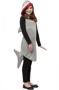 Shark Dress Tween Costume