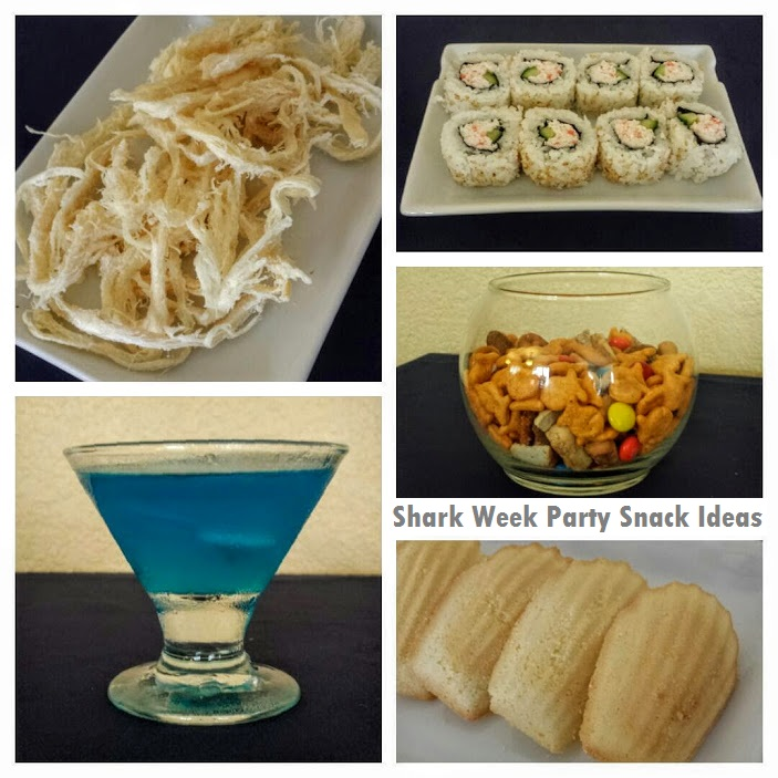 Shark Week Snacks 2
