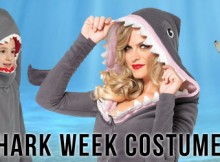 what to wear shark week costumes