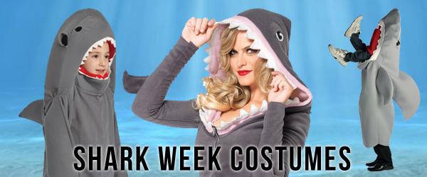 shark week costumes