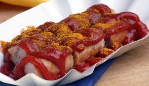 German Food - Currywurst