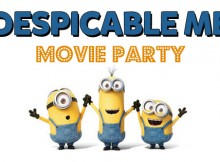Despicable Me Movie Party