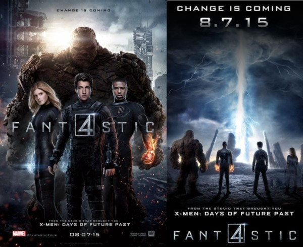 August 2015 movies - Fantastic Four