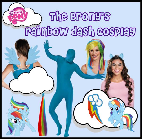 Brony Rainbow Dash