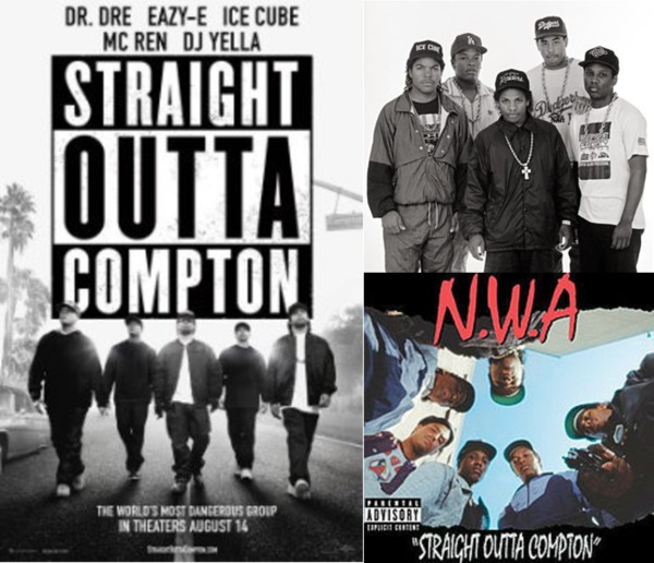 August 2015 Movies - Straight Outta Compton