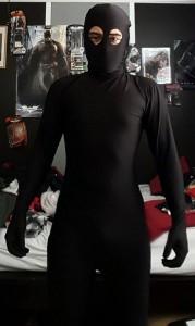 Cosplay Hack - DIY Black Suit Spider-Man