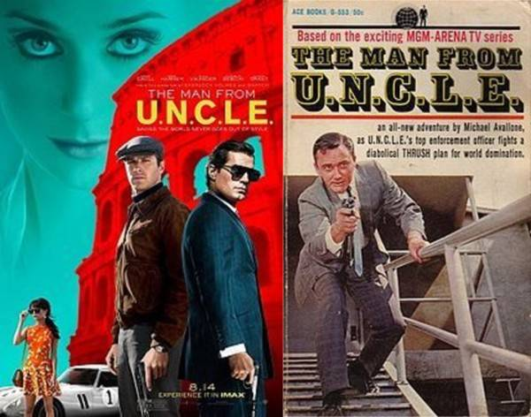 August 2015 Movies - The Man from U.N.C.L.E