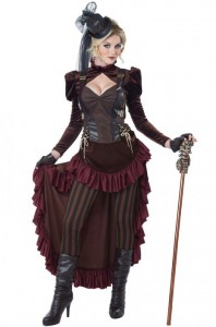 steampunk costume 2
