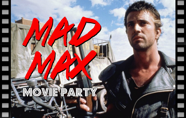 Mad Max Theme Party