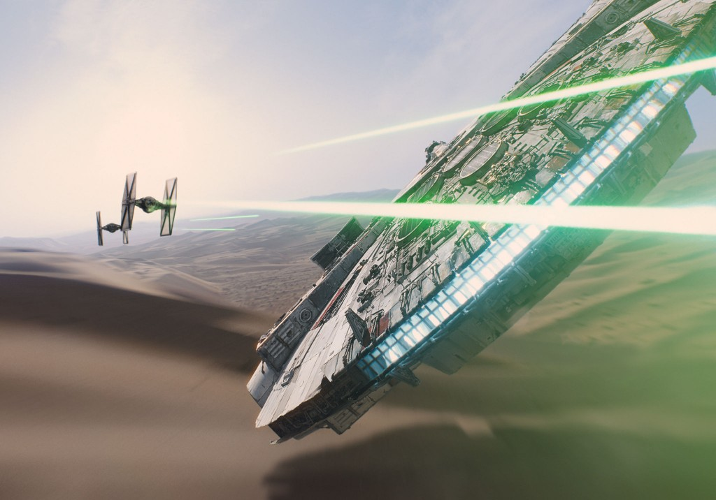 JJ Abrams and The Force Awakens