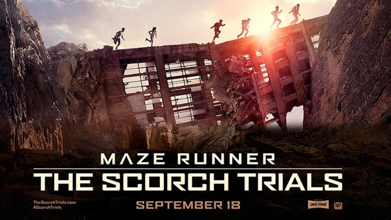 September 2015 Movies - Maze Runner