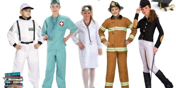 Kids Career Costumes