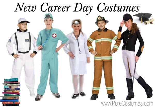 Kids Career Costumes