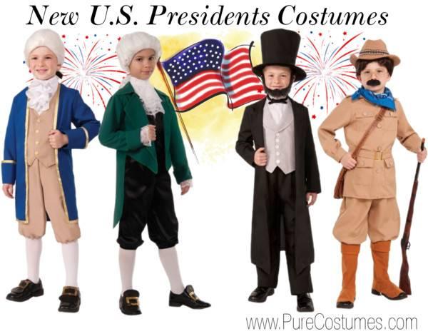 Kids President Costumes