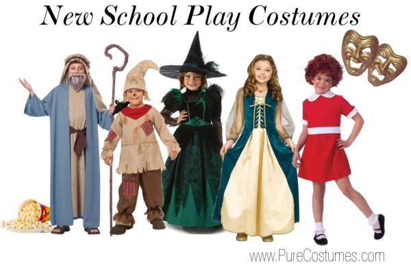 Kids School Play Costume