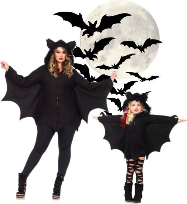 Mother And Daughter Halloween Costumes Matching