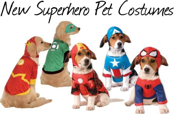 sc 1 st  Pure Costumes & New Pet Costumes for Halloween 2015
