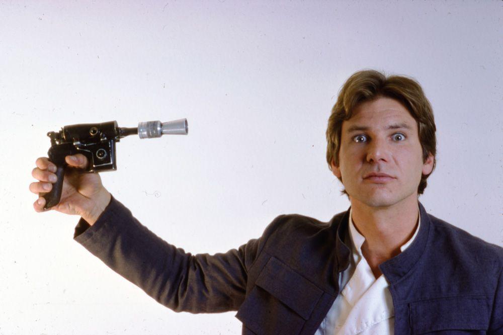Disney Announced Han Solo film