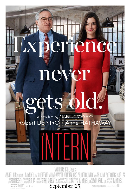 September 2015 Movies - The Intern