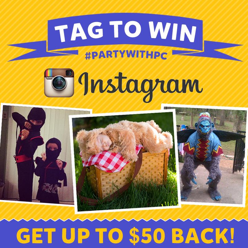 Instagram Costume Contest