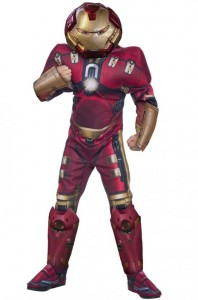 New Superhero Costumes - Deluxe Hulkbuster Child Costume