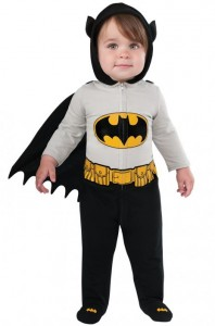 New Superhero Costumes - Batman Infant Costume