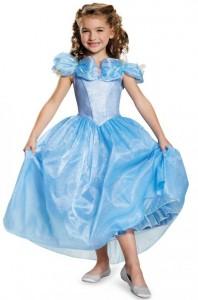 Cinderella Movie Prestige Child Costume
