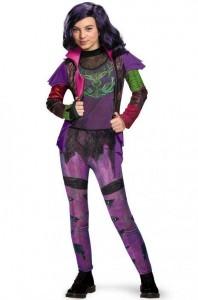 Disney Descendants - Mal Isle Of The Lost Deluxe Child Costume