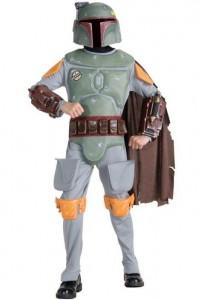 Deluxe Boba Fett Child Costume