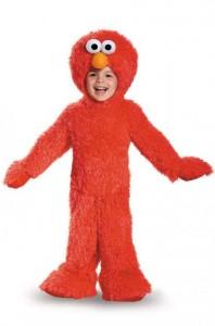 Elmo Extra Deluxe Plush Costume
