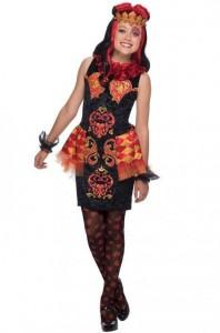 Lizzie Hearts Child Costume