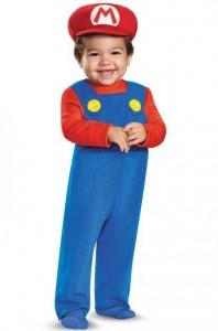 Kids costume ideas - Mario Infant Costume