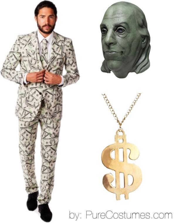 Oppo Benjamin Franklin Costume