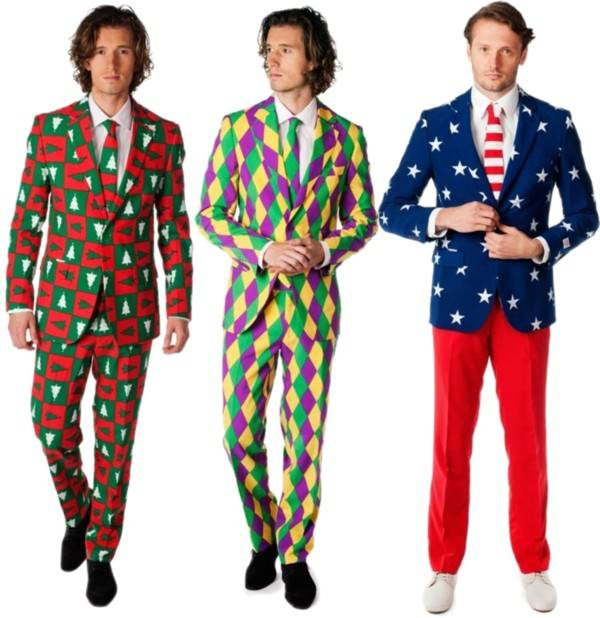 Oppo Holiday Suits