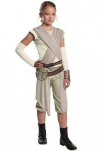 New Star Wars costumes - Rey Child Costume