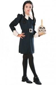Kids costume ideas - Wednesday Child Costume