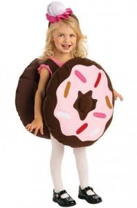Dunk Your Doughnut Infant Toddler Costume