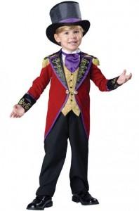 Ringmaster Toddler Costume