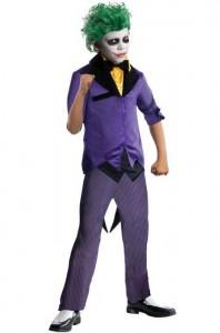The Joker Child Costume