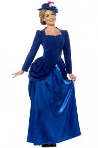 Victorian Vixen Adult Costume