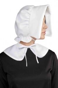 What to wear turkey trot costume ideas instant pilgrim costume kit adult solutioingenieria Choice Image
