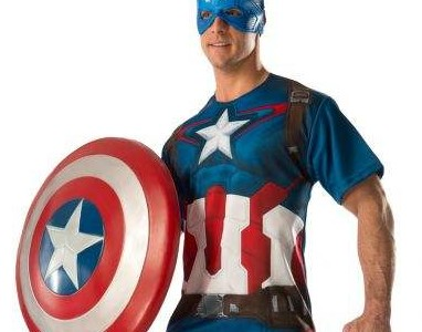 Last Minute Outfits for the Avengers Super Heroes Half Marathon Weekend
