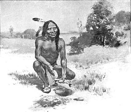 story of Squanto