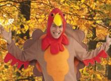 Turkey Trot Costume Ideas