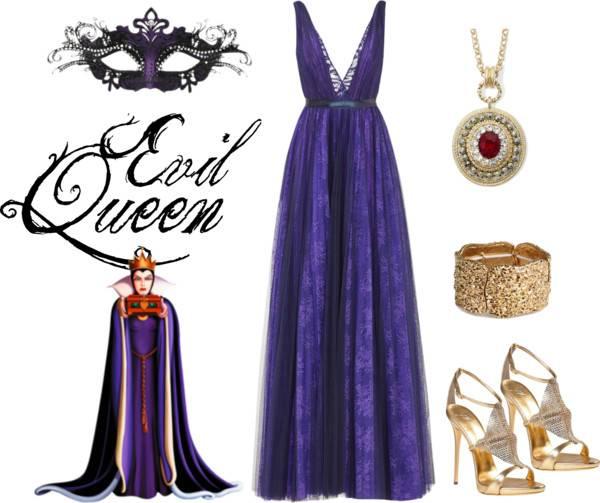 Disney Masquerade Ball Gowns
