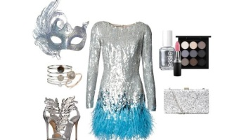 What to Wear: Trendy NYE Masquerade Outfits
